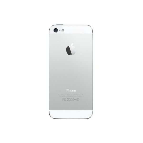 Compare Apple iPhone 5 64GB white Mobile Phone Deals ❤ liked on Polyvore featuring phones, fillers, electronics, accessories and iphone