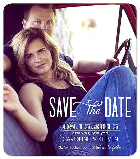 Save the Date Magnets for cheap!