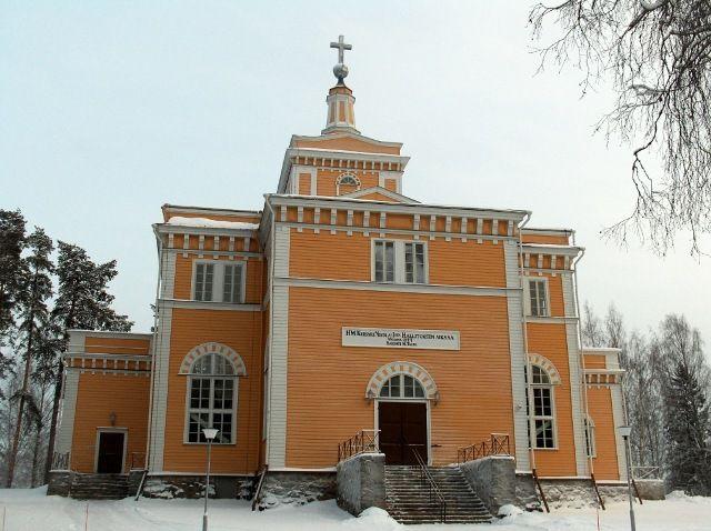 Rautalampi church (Svala&Joutsi)