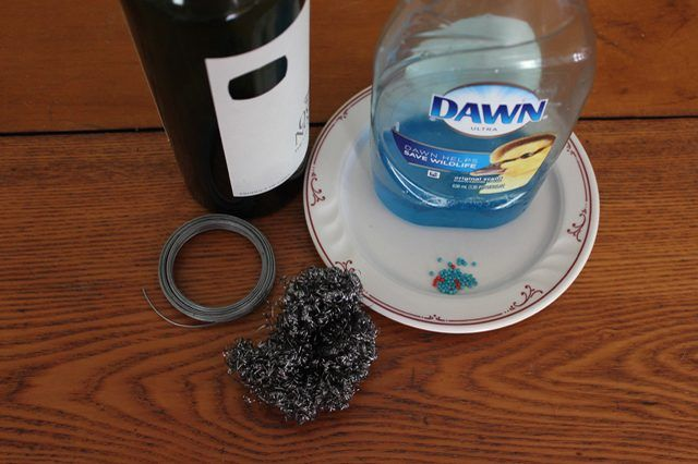 Comment Aplatir bouteilles vin | eHow