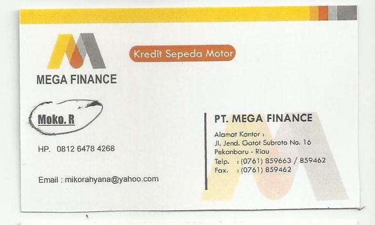 Mega Finance - Moko. R