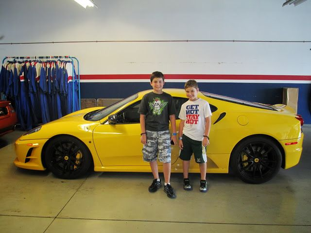 Richard Petty Junior Driving Experience Review