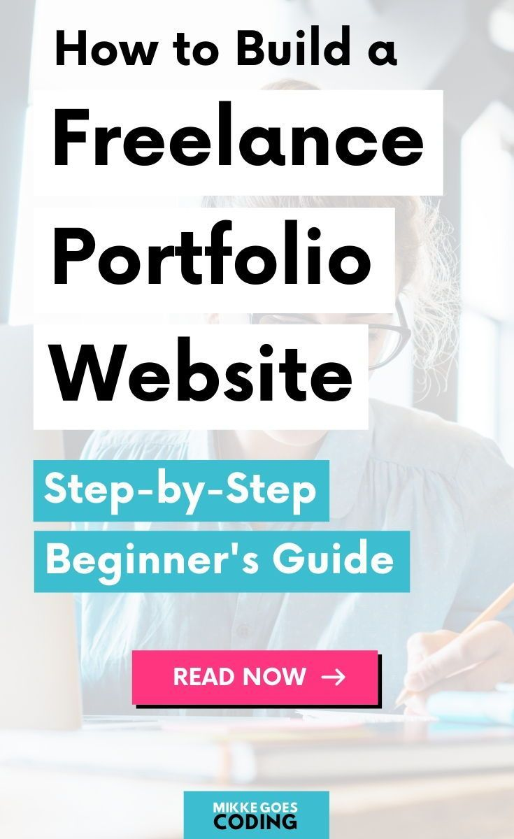 Are You Wondering How To Build A Web Freelance Web Developer Portfolio Website From Scrat In 2020 Learn Web Development Web Developer Portfolio Freelance Web Developer