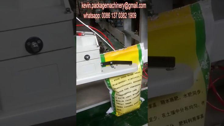 sugar packing machine 1kg 2kg 5kg rice sugar packaging machine