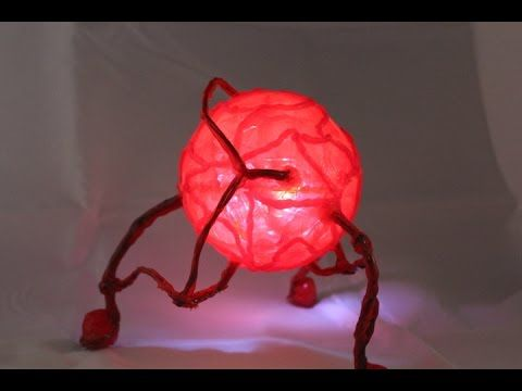 In this tutorial I am showing how I made the energy ball to go with my wife's scarlet witch cosplay. This is a great easy prop to make and really adds the li...