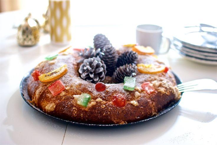 Mi mejor receta del clásico Roscón de Reyes