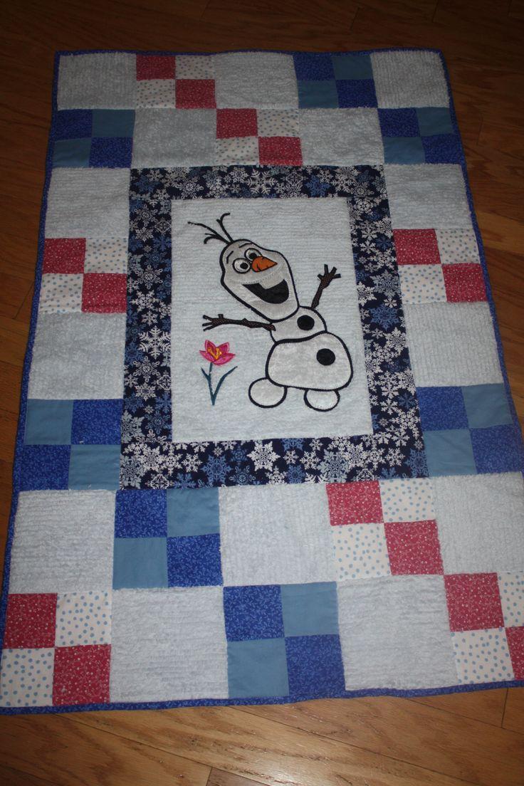 14 best Quilts - Disney images on Pinterest   Disney quilt, Baby ... : disney baby quilts - Adamdwight.com