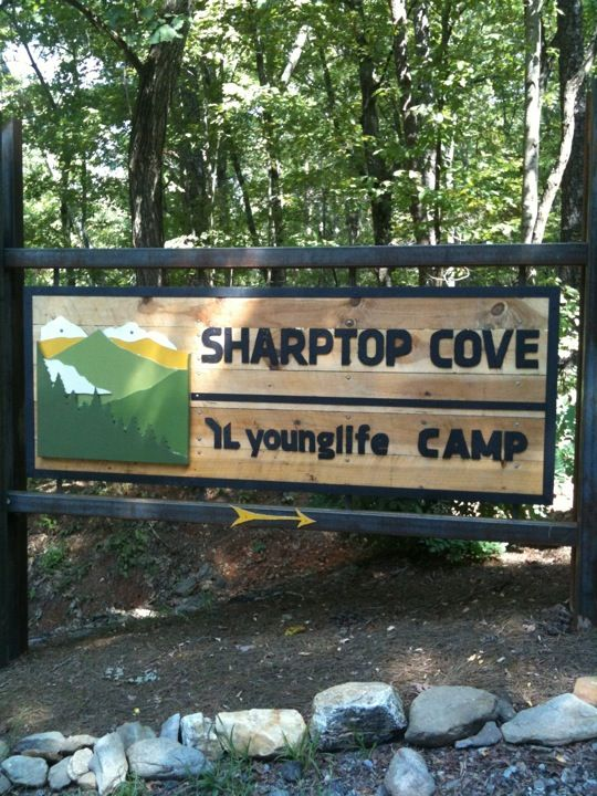 Sharptop Cove Young Life Camp