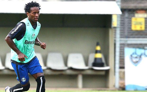 sempre alerta (Lucas Uebel / Site Oficial do Grêmio)