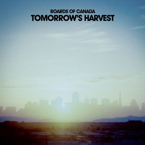 Boards of Canada - Tomorrow's Harvest Album Artwork