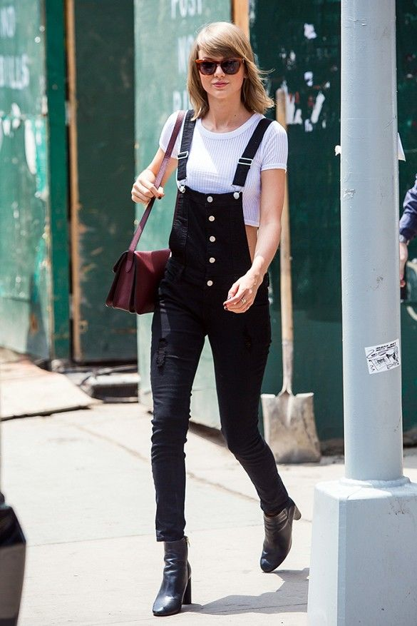 The Taylor Swift Guide to Sophisticated Style via @WhoWhatWear