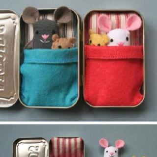 Supersüßes Geschenk für kleine Mäuse!