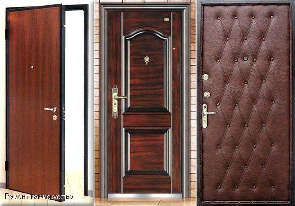 Выбираем декоративную облицовку для стальной двери  Основное достоинство стальной двери заключается в ее практичной функциональности, однако внешний вид также имеет значения. Дверь — первое, что видят гости, попадая в ваш дом, вы же не хотите заранее создать неверное впечатление о своей уютной квартире? Тогда обратитесь к нашему материалу, который позволит вам удачно подобрать декоративную облицовку для стальной двери.  Винилкожа Привычный глазу и не слишком дорогой вариант для качественного…