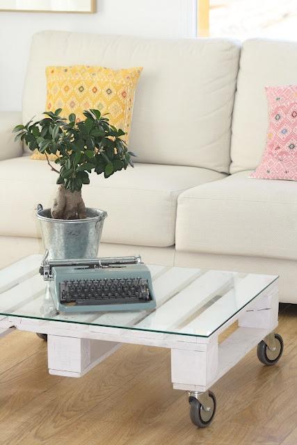 265 best Ideas con Palets images on Pinterest Pallet furniture - palets ideas