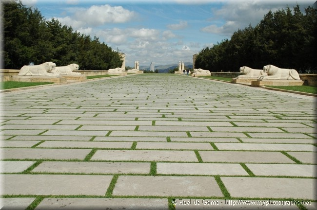 Ankara: Ataturk Mausoleum