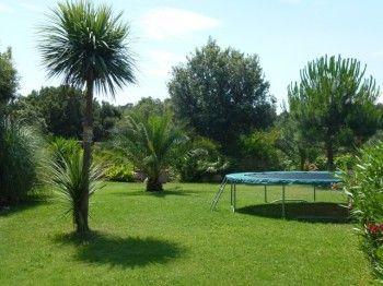 Ferienhaus Travo - Der obere Teil des Gartens ist geeignet für Spiel und Spaß