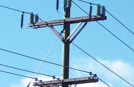 22 kV Uc line arresters. Considerations in Arrester Lead Design & Application #surge #arresters #electricity