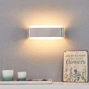 Charline - indirekt scheinende LED-Wandleuchte sicher & bequem online bestellen bei Lampenwelt.de.