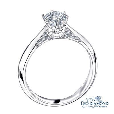 18K/750 WHITE COLOR GOLD DIAMOND RING #diamond #ring #jewelry