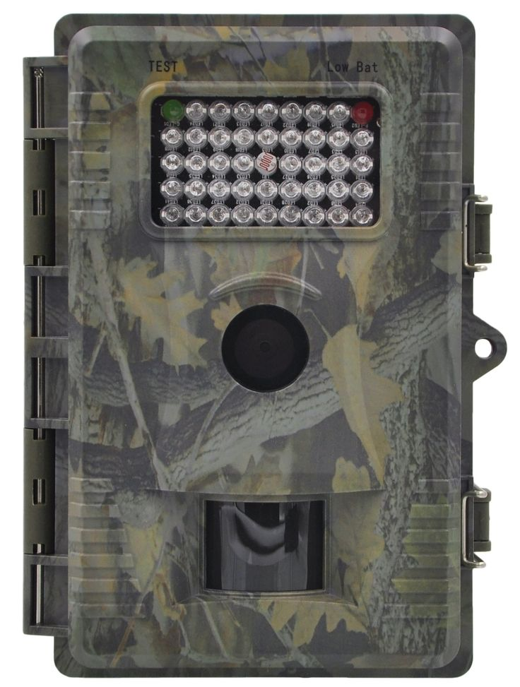 GoldWorld Trail & Game Camera 1080P 12 MP HD Motion Activated Wildlife Hunting Cameras with Infrared Night Vision