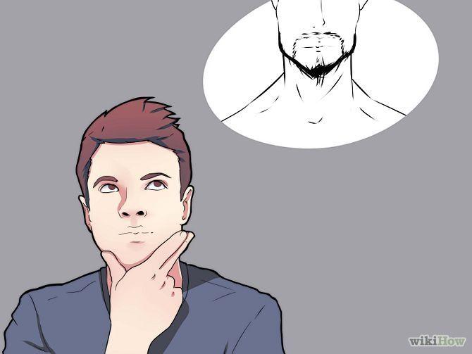 how to make beard thicker