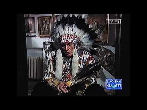 Stanisław Supłatowicz Indianin z Szydłowca Żołnierz Armii Krajowej.Indiańska Droga. Sat Okh - YouTube