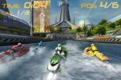 Top games gone free in our app selection of the day (Flight, Riptide GP, etc …)