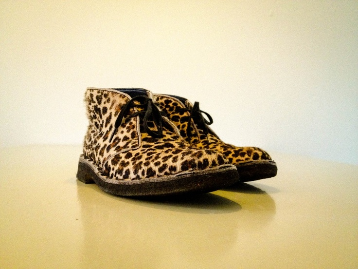 Cute Animal Print shoes!