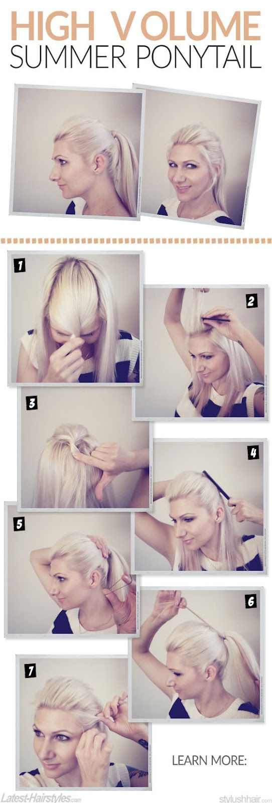 Confessions of a Hairstylist by Jenny Strebe: HAIR TUTORIALS