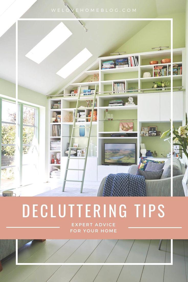 decluttering tips with secret