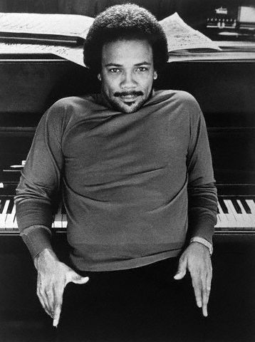 Happy 79th Birthday to the One and Only Quincy Delight Jones! @QuincyDJones You, dear sir are a delight AND a genius. We LOVE you!