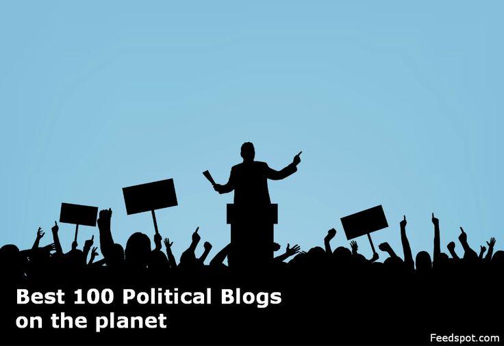 Top 100 Political Blogs & Websites on the Web http://blog.feedspot.com/political_blogs/