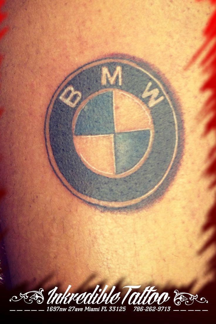 bmw logo tattoo | miami tattoo shop | Pinterest | Bmw logo, BMW and Tattoo