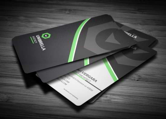 20 INSPIRING BUSINESS CARD DESIGNS