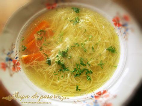 Supa de pui, de gaina, de cocos - cam acelasi lucru, in esenta Supa sau