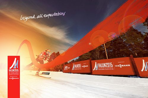 Beyond Skiing, Skid-VM Falun 2015