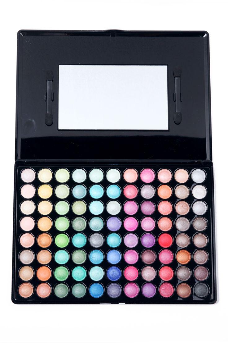 88 Colores Paleta de Sombra de Ojos EUR13.81