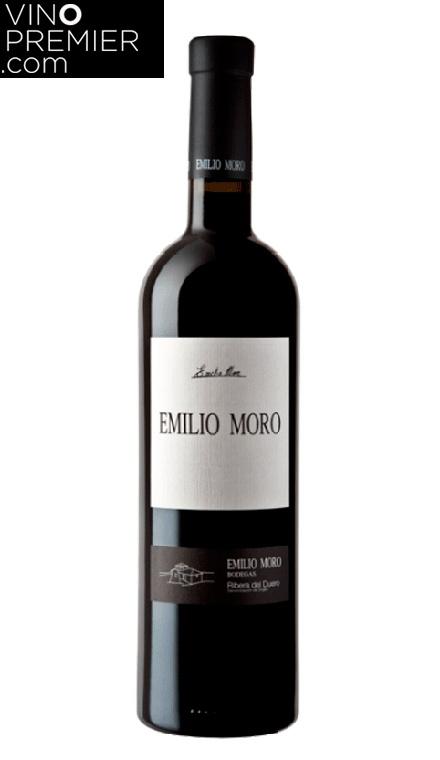 VINO TINTO EMILIO MORO CRIANZA 2008  Vinos Tintos - D.O. Ribera del Duero   17.70€   Precio con I.V.A. Incluido