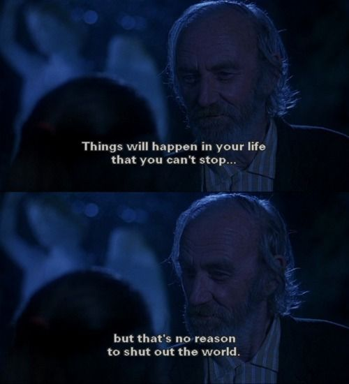 """From the movie """"Now and Then"""".. very wise words. Favorite movie in the whole world. I love this quote"""