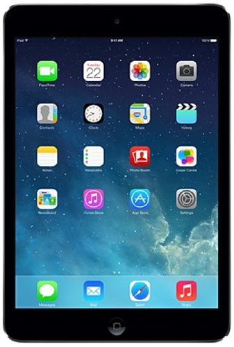 "Apple 7.9"" iPad Mini (Grey) - (ARM 1.0 GHz, 512 MB RAM, 16 GB HDD, Wi-Fi, iOS). RPR: £299.99; PRICE: £195.99. SAVE £104. NEW; CLEAR & CRISP Images viewing websites/watching movies/calling on FaceTime; POWERFUL A5 CPU is SMOOTH & RESPONSIVE; thin & light DESIGN; 10-hr battery. ""An EXCELLENT buy"" – By Ms. E. Clark. MORE via: http://www.sd4shila.net/uk-visitors OR http://sd4shila.creativesolutionstore.com/inter-links.html  OR http://sd4shila.creativesolutionstore.com OR http://www.sd4shila.net"
