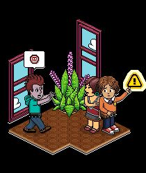 Habbo Hotel - Safety Tips it may be tips for habbo but read them to your kids and teach them about online safety