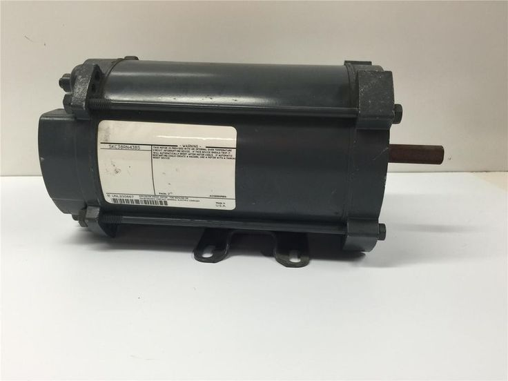 General Electric Industrial Hvac Electric Motor