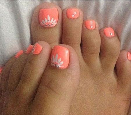 Spring Toe Nail Art Designs - 50 Best Spring Toe Nail Art Designs Images On Pinterest Toe Nail