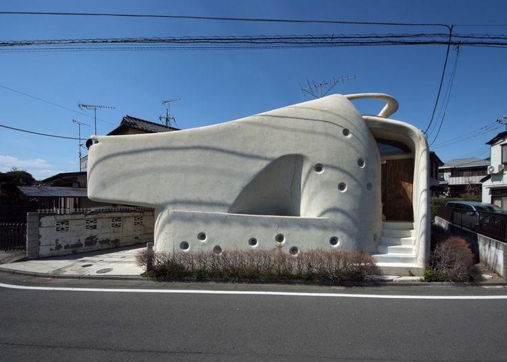 House of lattice walls Kathryn Findlay and Wisaku Ushida