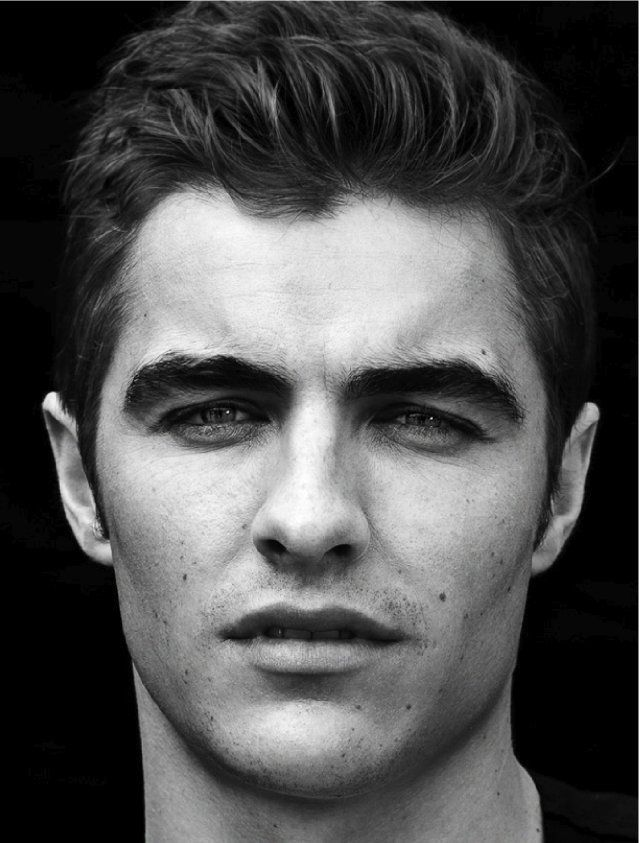 Dave Franco<3 didn't even know james franco had a brother!