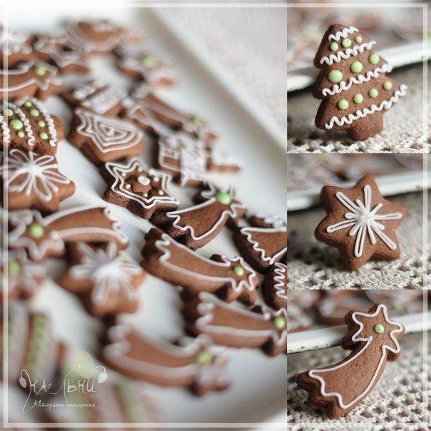 Рождественские сладости своими руками: самый простой рецепт