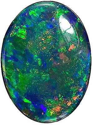 Black Opal from Austrailia