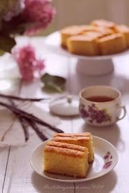 HESTI'S KITCHEN : yummy for your tummy: Mrs. NgSK's Vanilla Butter Cake