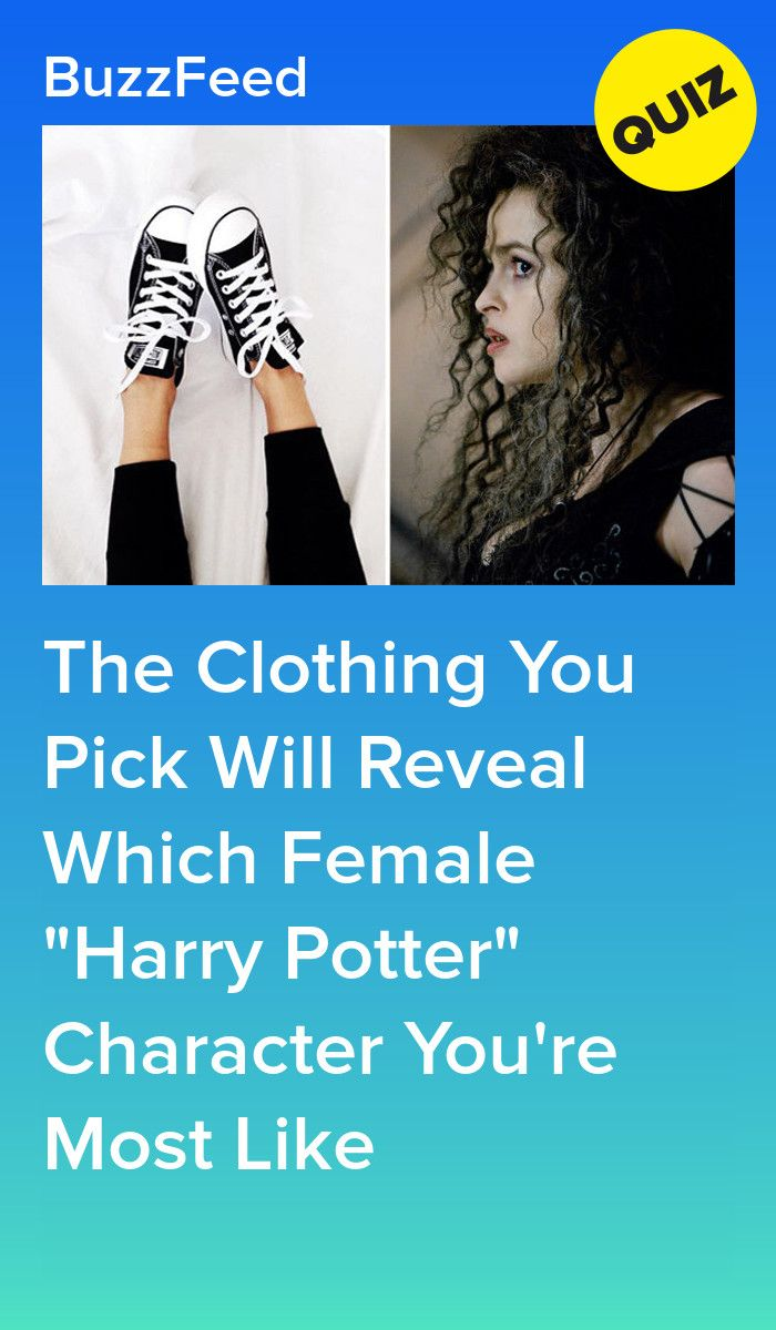 The Clothing You Pick Will Reveal Which Female