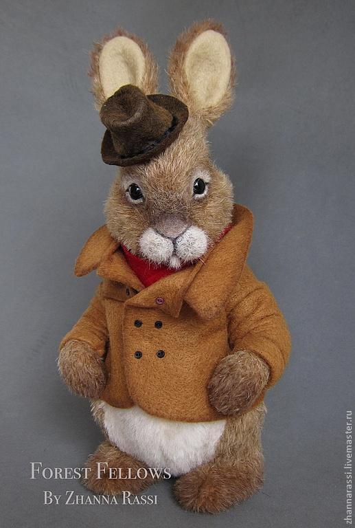 Мишки Тедди ручной работы. Ярмарка Мастеров - ручная работа London. Handmade.